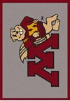Milliken College Team Spirit (NCAA) Minnesota 45284 Spirit Rectangle (4000019052) 3'10