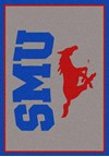 Milliken College Team Spirit (NCAA) Southern Methodist 79800 Spirit Rectangle (4000019388) 7'8