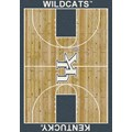 Milliken College Home Court (NCAA) Kentucky 01140 Court Rectangle (4000018471) 7