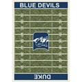 Milliken College Home Field (NCAA) Duke 01512 Home Field Rectangle (4000018746) 10