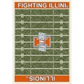Milliken College Home Field (NCAA) Illinois 01113 Home Field Rectangle (4000018697) 10