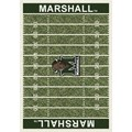 Milliken College Home Field (NCAA) Marshall 01153 Home Field Rectangle (4000096210) 10