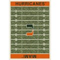 Milliken College Home Field (NCAA) Miami 01157 Home Field Rectangle (4000018706) 10