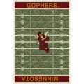 Milliken College Home Field (NCAA) Minnesota 01185 Home Field Rectangle (4000018709) 10