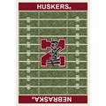 Milliken College Home Field (NCAA) Nebraska 01230 Home Field Rectangle (4000018714) 10