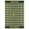 Milliken College Home Field (NCAA) Oregon 01292 Home Field Rectangle (4000018719) 10