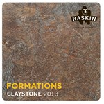 Raskin Formations American Classics: Claystone Luxury Vinyl Tile FCT-2013