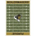 Milliken College Home Field (NCAA) Purdue 01345 Home Field Rectangle (4000018723) 10