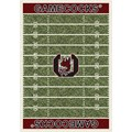 Milliken College Home Field (NCAA) South Carolina 01350 Home Field Rectangle (4000018724) 10