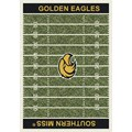 Milliken College Home Field (NCAA) Southern Mississippi 01392 Home Field Rectangle (4000018728) 10