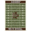 Milliken College Home Field (NCAA) Texas A&M 01420 Home Field Rectangle (4000018732) 10