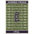 Milliken College Home Field (NCAA) Texas Christian 01430 Home Field Rectangle (4000018733) 10