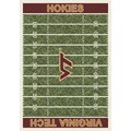 Milliken College Home Field (NCAA) Virginia Tech 01460 Home Field Rectangle (4000018737) 10