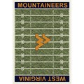 Milliken College Home Field (NCAA) West Virginia 01470 Home Field Rectangle (4000018741) 10