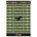 Milliken College Home Field (NCAA) Wyoming 01491 Home Field Rectangle (4000018743) 10
