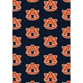 Milliken College Repeating (NCAA) Auburn 01030 Repeat Rectangle (4000018970) 10