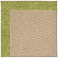 Capel Rugs Creative Concepts Cane Wicker - Tampico Palm (226) Octagon 6