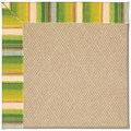 Capel Rugs Creative Concepts Cane Wicker - Kalani Fresco (239) Runner 2