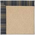 Capel Rugs Creative Concepts Cane Wicker - Vera Cruz Ocean (445) Runner 2