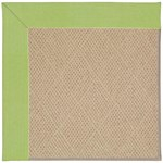 "Capel Rugs Creative Concepts Cane Wicker - Canvas Parrot (247) Runner 2' 6"" x 12' Area Rug"