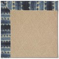 Capel Rugs Creative Concepts Cane Wicker - Java Journey Indigo (460) Rectangle 6
