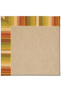 Capel Rugs Creative Concepts Cane Wicker - Kalani Samba (224) Rectangle 12' x 15' Area Rug