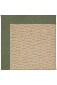Capel Rugs Creative Concepts Cane Wicker - Canvas Fern (274) Rectangle 12' x 15' Area Rug
