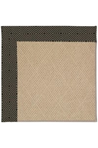 Capel Rugs Creative Concepts Cane Wicker - Fortune Lava (394) Rectangle 12' x 15' Area Rug