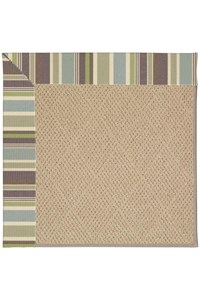 Capel Rugs Creative Concepts Cane Wicker - Brannon Whisper (422) Rectangle 12' x 15' Area Rug