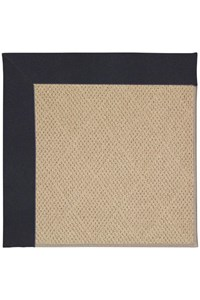Capel Rugs Creative Concepts Cane Wicker - Canvas Navy (497) Rectangle 12' x 15' Area Rug