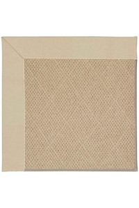 Capel Rugs Creative Concepts Cane Wicker - Canvas Antique Beige (717) Rectangle 12' x 15' Area Rug