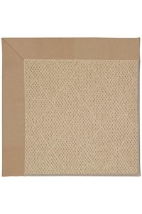 Capel Rugs Creative Concepts Cane Wicker - Canvas Camel (727) Rectangle 12' x 15' Area Rug