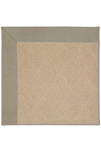 Capel Rugs Creative Concepts Cane Wicker - Canvas Taupe (737) Rectangle 12' x 15' Area Rug