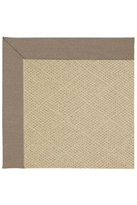 Capel Rugs Creative Concepts Cane Wicker - Shadow Wren (743) Rectangle 12' x 15' Area Rug