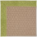 Capel Rugs Creative Concepts Grassy Mountain - Tampico Palm (226) Octagon 4