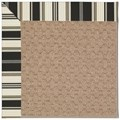 Capel Rugs Creative Concepts Grassy Mountain - Down The Lane Ebony (370) Octagon 4