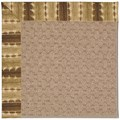 Capel Rugs Creative Concepts Grassy Mountain - Java Journey Chestnut (750) Octagon 4
