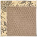 Capel Rugs Creative Concepts Grassy Mountain - Cayo Vista Graphic (315) Octagon 6