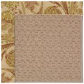 Capel Rugs Creative Concepts Grassy Mountain - Cayo Vista Sand (710) Octagon 6
