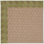 Capel Rugs Creative Concepts Grassy Mountain - Dream Weaver Marsh (211) Octagon 8' x 8' Area Rug