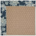 Capel Rugs Creative Concepts Grassy Mountain - Bandana Indigo (465) Octagon 8