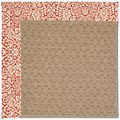 Capel Rugs Creative Concepts Grassy Mountain - Imogen Cherry (520) Octagon 8