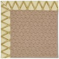 Capel Rugs Creative Concepts Grassy Mountain - Bamboo Rattan (706) Octagon 8