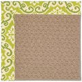 Capel Rugs Creative Concepts Grassy Mountain - Shoreham Kiwi (220) Octagon 10