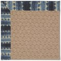 Capel Rugs Creative Concepts Grassy Mountain - Java Journey Indigo (460) Octagon 10