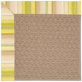 Capel Rugs Creative Concepts Grassy Mountain - Kalani Coconut (615) Octagon 10