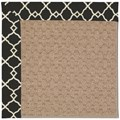 Capel Rugs Creative Concepts Grassy Mountain - Arden Black (346) Octagon 12
