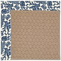 Capel Rugs Creative Concepts Grassy Mountain - Batik Indigo (415) Runner 2