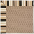 Capel Rugs Creative Concepts Grassy Mountain - Granite Stripe (335) Runner 2