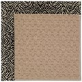 Capel Rugs Creative Concepts Grassy Mountain - Wild Thing Onyx (396) Rectangle 8